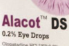 Alacot<sup>®</sup> DS Eye Drops