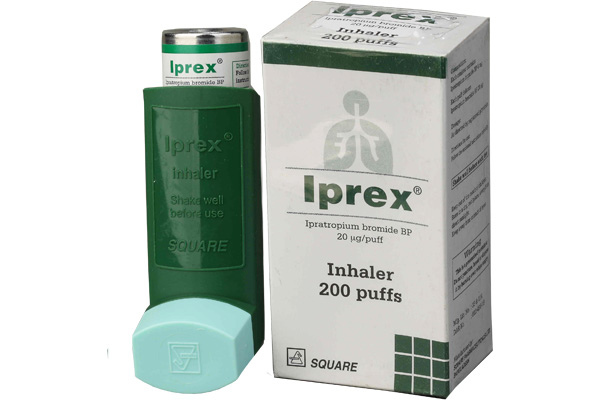 Ipratropium Bromide Inhaler Side Effects