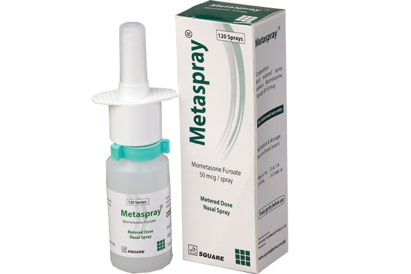can steroid nasal spray cause high blood pressure