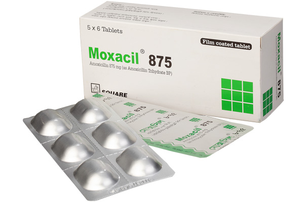 Tablet for throat infection
