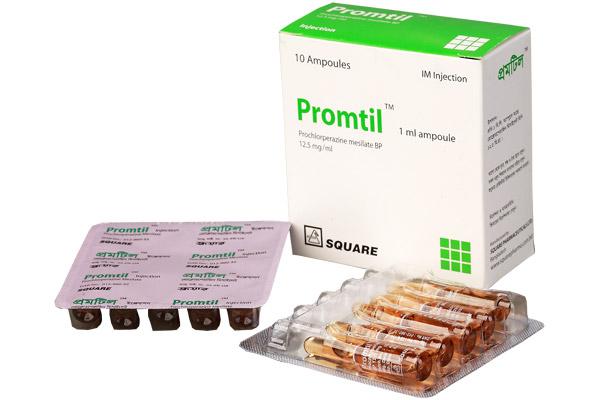 Compazine For Nausea Dosage