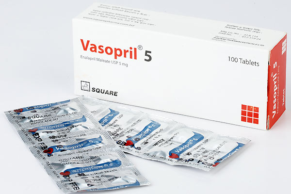 enalapril vasopril