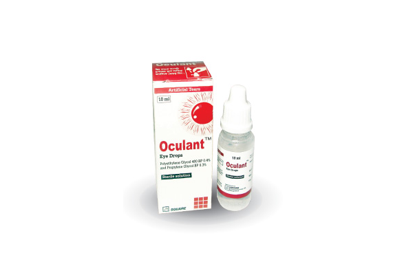 Oculant<sup>TM</sup> Eye Drops